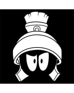 Marvin the Martian Black and White RONDO Kit Skin
