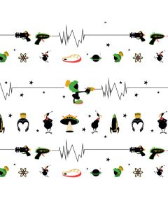Marvin the Martian Gadgets Cochlear Nucleus Freedom Kit Skin