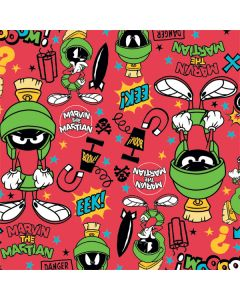 Marvin the Martian Patches Cochlear Nucleus 5 Sound Processor Skin