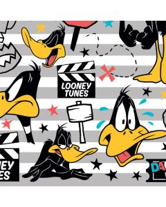 Daffy Duck Striped Patches Apple TV Skin