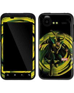 Loki Glowing Eyes Droid Incredible 2 Skin
