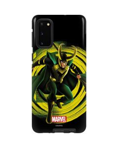 Loki Glowing Eyes Galaxy S20 Pro Case
