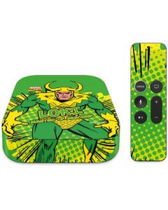 Loki Master of Mischief Apple TV Skin