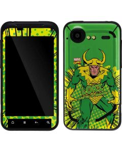 Loki Master of Mischief Droid Incredible 2 Skin