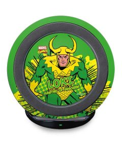 Loki Master of Mischief Fast Charge Wireless Charging Stand Skin