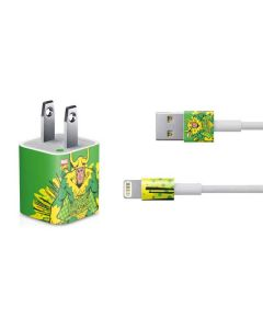 Loki Master of Mischief iPhone Charger (5W USB) Skin