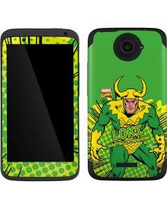 Loki Master of Mischief One X Skin