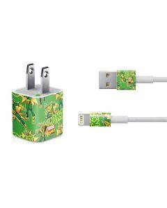 Loki Print iPhone Charger (5W USB) Skin