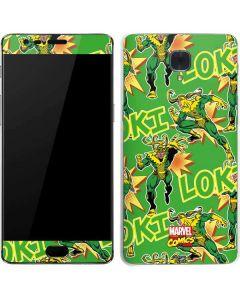 Loki Print OnePlus 3 Skin