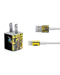 Loki Ready for Battle iPhone Charger (5W USB) Skin