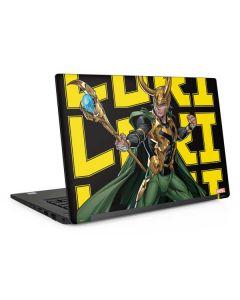 Loki Ready for Battle Dell Latitude Skin