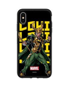 Loki Ready for Battle Otterbox Symmetry iPhone Skin