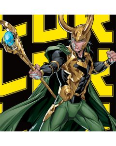 Loki Ready for Battle Asus X202 Skin