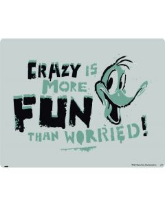Daffy Duck Crazy Apple TV Skin
