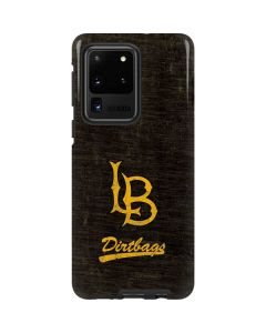 Long Beach Logo Faded Galaxy S20 Ultra 5G Pro Case