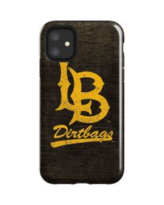 Long Beach Logo Faded iPhone 11 Impact Case