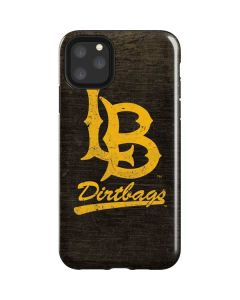 Long Beach Logo Faded iPhone 11 Pro Max Impact Case