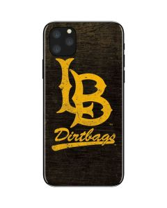 Long Beach Logo Faded iPhone 11 Pro Max Skin