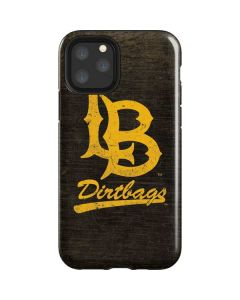 Long Beach Logo Faded iPhone 11 Pro Impact Case