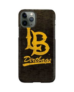 Long Beach Logo Faded iPhone 11 Pro Lite Case