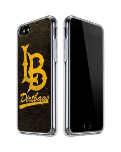 Long Beach Logo Faded iPhone SE Clear Case