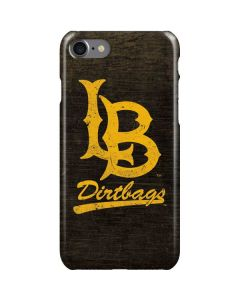 Long Beach Logo Faded iPhone SE Lite Case