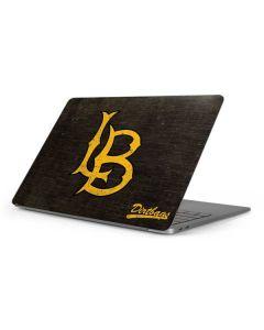 Long Beach Logo Faded Apple MacBook Pro 16-inch Skin