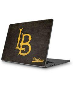 Long Beach Logo Faded Apple MacBook Pro 17-inch Skin