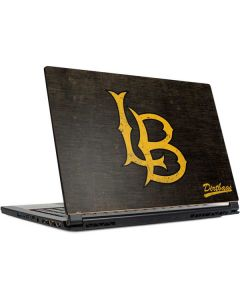 Long Beach Logo Faded MSI GS65 Stealth Laptop Skin