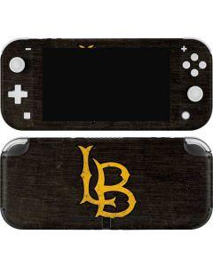 Long Beach Logo Faded Nintendo Switch Lite Skin