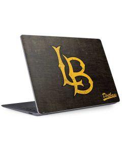 Long Beach Logo Faded Surface Laptop 3 13.5in Skin