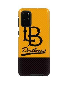 Long Beach Yellow Galaxy S20 Plus Pro Case