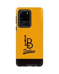 Long Beach Yellow Galaxy S20 Ultra 5G Pro Case