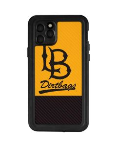 Long Beach Yellow iPhone 11 Pro Waterproof Case