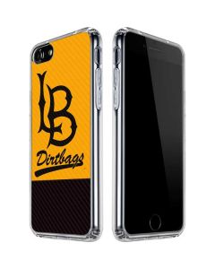 Long Beach Yellow iPhone SE Clear Case