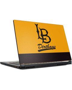 Long Beach Yellow MSI GS65 Stealth Laptop Skin