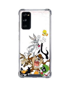Looney Tunes All Together Galaxy S20 FE Clear Case