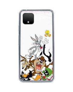 Looney Tunes All Together Google Pixel 4 XL Clear Case