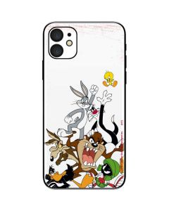 Looney Tunes All Together iPhone 11 Skin