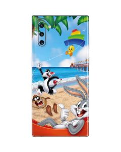 Looney Tunes Beach Galaxy Note 10 Skin