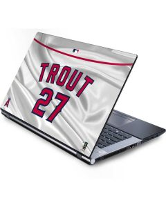 Los Angeles Angels Trout #27 Generic Laptop Skin