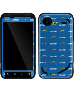 Los Angeles Chargers Blitz Series Droid Incredible 2 Skin