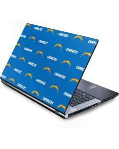 Los Angeles Chargers Blitz Series Generic Laptop Skin