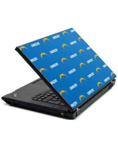 Los Angeles Chargers Blitz Series Lenovo T420 Skin