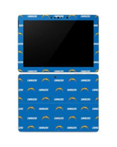 Los Angeles Chargers Blitz Series Surface Go Skin