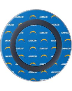 Los Angeles Chargers Blitz Series Wireless Charger Skin