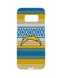 Los Angeles Chargers Trailblazer Galaxy S8 Plus Lite Case