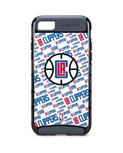 Los Angeles Clippers Blast Text iPhone 8 Cargo Case