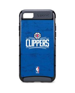 Los Angeles Clippers Distressed Blue iPhone 7 Cargo Case