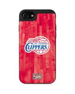 Los Angeles Clippers Hardwood Classics iPhone SE Wallet Case